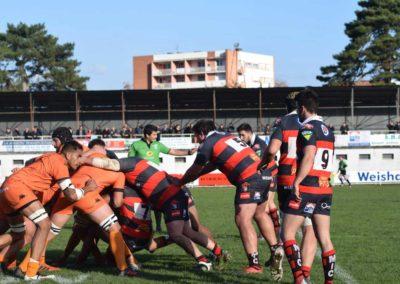 © Maeva Franco - Équipe 1 - S.C. Graulhet vs R.C. Narbonne Méditerranée - Photo 143