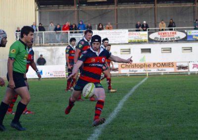 © Maeva Franco - Équipe 1 - S.C. Graulhet vs R.C. Narbonne Méditerranée - Photo 144