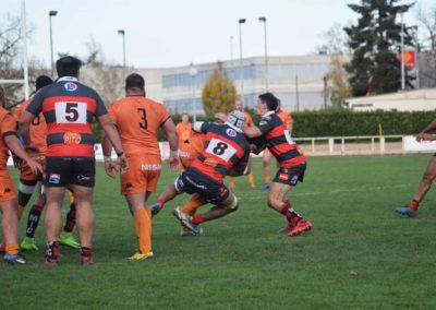 © Maeva Franco - Équipe 1 - S.C. Graulhet vs R.C. Narbonne Méditerranée - Photo 145