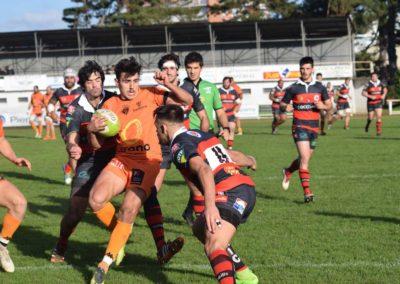 © Maeva Franco - Équipe 1 - S.C. Graulhet vs R.C. Narbonne Méditerranée - Photo 147