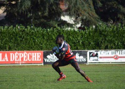© Maeva Franco - Équipe 1 - S.C. Graulhet vs R.C. Narbonne Méditerranée - Photo 150