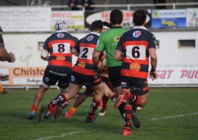 © Maeva Franco - Équipe 1 - S.C. Graulhet vs R.C. Narbonne Méditerranée - Photo 151