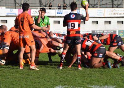 © Maeva Franco - Équipe 1 - S.C. Graulhet vs R.C. Narbonne Méditerranée - Photo 152