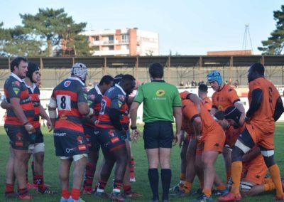 © Maeva Franco - Équipe 1 - S.C. Graulhet vs R.C. Narbonne Méditerranée - Photo 155
