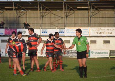 © Maeva Franco - Équipe 1 - S.C. Graulhet vs R.C. Narbonne Méditerranée - Photo 156