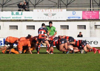 © Maeva Franco - Équipe 1 - S.C. Graulhet vs R.C. Narbonne Méditerranée - Photo 168