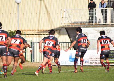 © Maeva Franco - Équipe 1 - S.C. Graulhet vs R.C. Narbonne Méditerranée - Photo 169