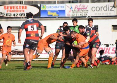 © Maeva Franco - Équipe 1 - S.C. Graulhet vs R.C. Narbonne Méditerranée - Photo 172