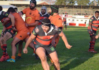 © Maeva Franco - Équipe 1 - S.C. Graulhet vs R.C. Narbonne Méditerranée - Photo 173