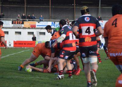 © Maeva Franco - Équipe 1 - S.C. Graulhet vs R.C. Narbonne Méditerranée - Photo 175