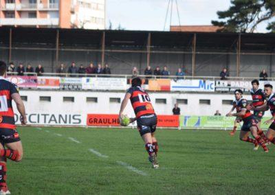 © Maeva Franco - Équipe 1 - S.C. Graulhet vs R.C. Narbonne Méditerranée - Photo 181