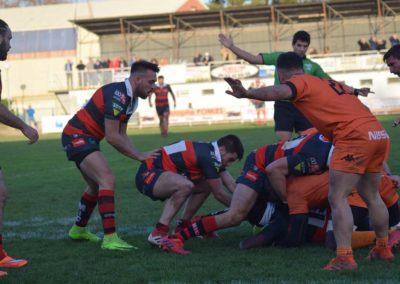 © Maeva Franco - Équipe 1 - S.C. Graulhet vs R.C. Narbonne Méditerranée - Photo 182