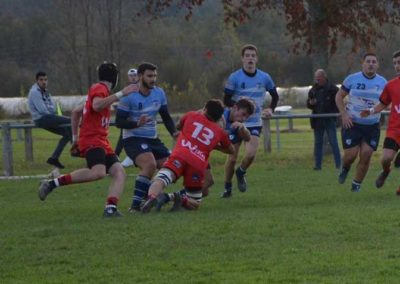 © Maeva Franco - U19 - Graulhet vs Aviron Castrais - Photo 11