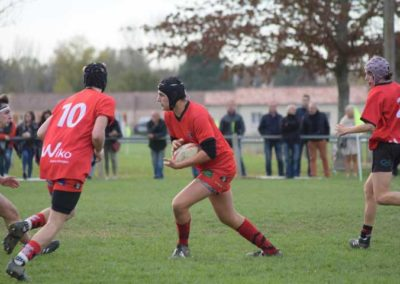© Maeva Franco - U19 - Graulhet vs Aviron Castrais - Photo 29