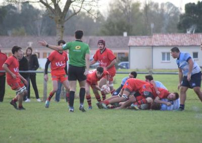 © Maeva Franco - U19 - Graulhet vs Aviron Castrais - Photo 36