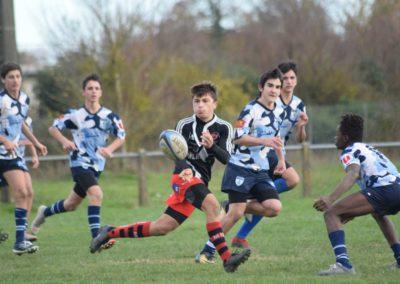 © Maeva Franco - U16 - Graulhet vs Aviron Castrais - Photo 9