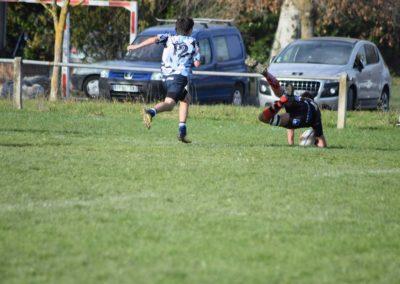 © Maeva Franco - U16 - Graulhet vs Aviron Castrais - Photo 13