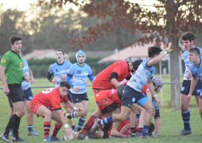 © Maeva Franco - U19 - Graulhet vs Aviron Castrais - Photo 76