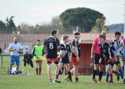 © Maeva Franco - U16 - Graulhet vs Aviron Castrais - Photo 14