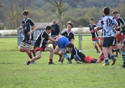 © Maeva Franco - U16 - Graulhet vs Aviron Castrais - Photo 16