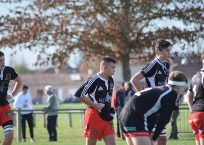 © Maeva Franco - U16 - Graulhet vs Aviron Castrais - Photo 18