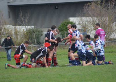 © Maeva Franco - U16 - Graulhet vs Aviron Castrais - Photo 19
