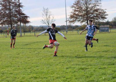 © Maeva Franco - U16 - Graulhet vs Aviron Castrais - Photo 21