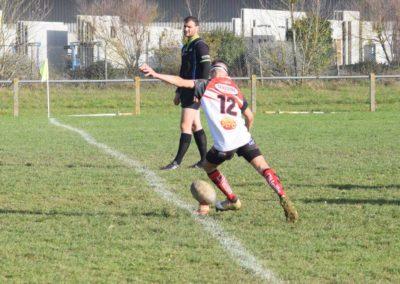 © Maeva Franco - U16 - Graulhet vs Alban/Valence/Lacaune - Photo 2