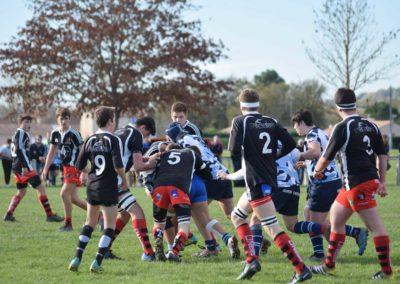 © Maeva Franco - U16 - Graulhet vs Aviron Castrais - Photo 23