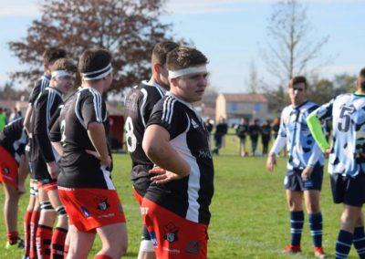 © Maeva Franco - U16 - Graulhet vs Aviron Castrais - Photo 25