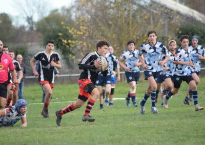 © Maeva Franco - U16 - Graulhet vs Aviron Castrais - Photo 26