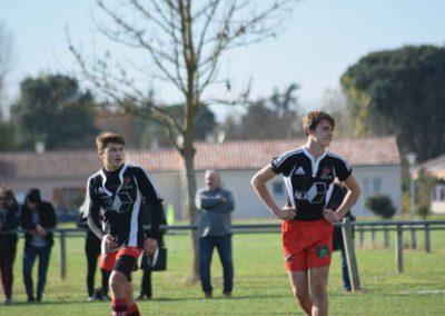 © Maeva Franco - U16 - Graulhet vs Aviron Castrais - Photo 27