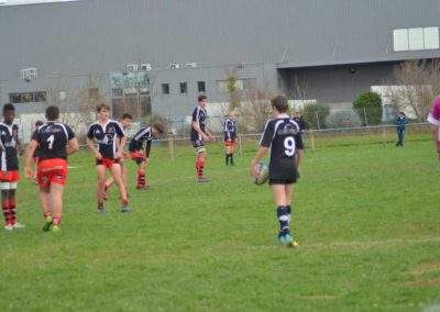 © Maeva Franco - U16 - Graulhet vs Aviron Castrais - Photo 28