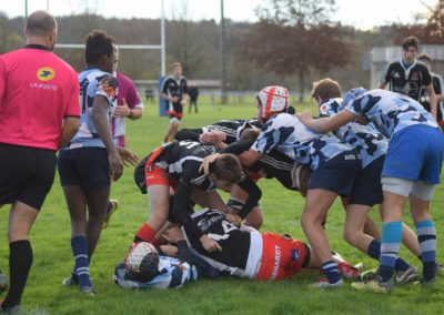 © Maeva Franco - U16 - Graulhet vs Aviron Castrais - Photo 29