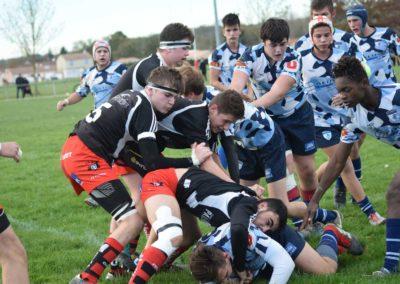 © Maeva Franco - U16 - Graulhet vs Aviron Castrais - Photo 30