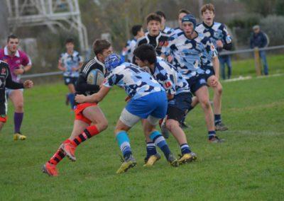 © Maeva Franco - U16 - Graulhet vs Aviron Castrais - Photo 33