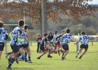 © Maeva Franco - U16 - Graulhet vs Aviron Castrais - Photo 41