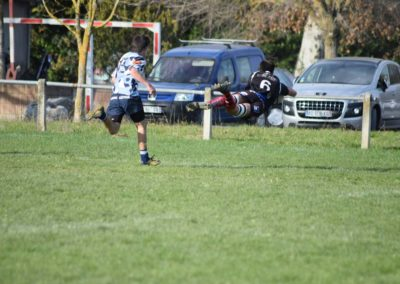 © Maeva Franco - U16 - Graulhet vs Aviron Castrais - Photo 43