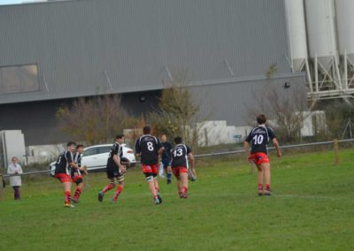 © Maeva Franco - U16 - Graulhet vs Aviron Castrais - Photo 45