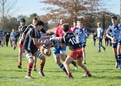 © Maeva Franco - U16 - Graulhet vs Aviron Castrais - Photo 46