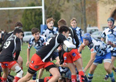 © Maeva Franco - U16 - Graulhet vs Aviron Castrais - Photo 53