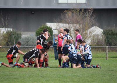 © Maeva Franco - U16 - Graulhet vs Aviron Castrais - Photo 55