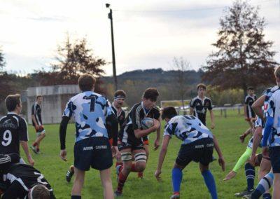 © Maeva Franco - U16 - Graulhet vs Aviron Castrais - Photo 56