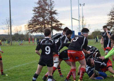 © Maeva Franco - U16 - Graulhet vs Aviron Castrais - Photo 57