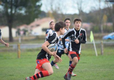 © Maeva Franco - U16 - Graulhet vs Aviron Castrais - Photo 59