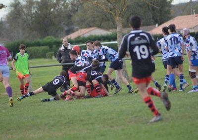 © Maeva Franco - U16 - Graulhet vs Aviron Castrais - Photo 61