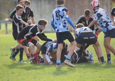 © Maeva Franco - U16 - Graulhet vs Aviron Castrais - Photo 62