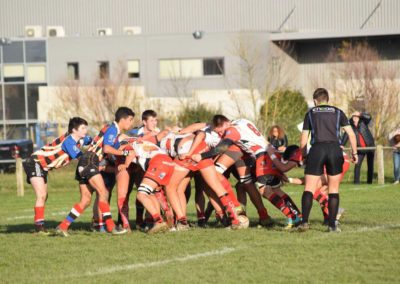 © Maeva Franco - U19 - Graulhet vs Alban/Valence/Lacaune - Photo 49