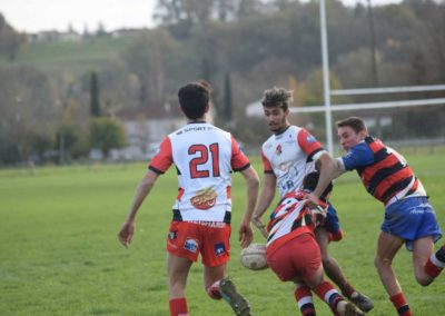 © Maeva Franco - U19 - Graulhet vs Alban/Valence/Lacaune - Photo 62