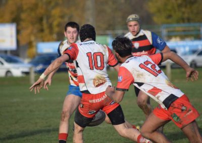 © Maeva Franco - U19 - Graulhet vs Alban/Valence/Lacaune - Photo 73